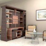 Desain Lemari Ruang Tamu Minimalis